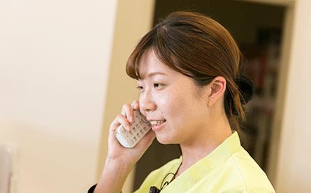 歯科助手・受付としての業務実習